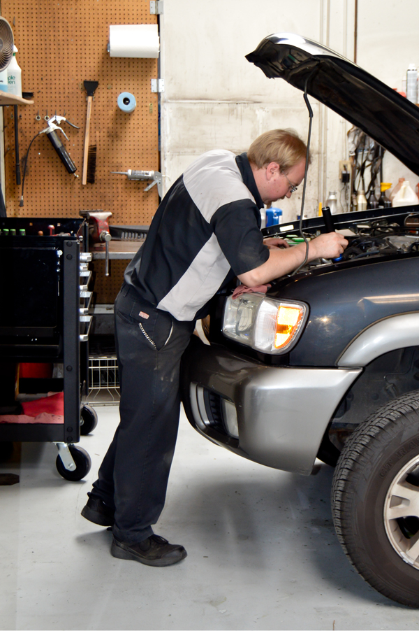 Professional Technician at Work in Fort Collins, CO | All-Tech Automotive